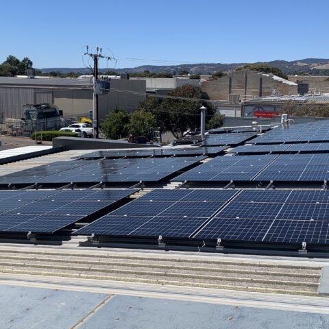 TAD Electrical Solar Array